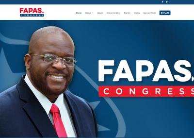 Fapas 4 Congress Nav Political Website