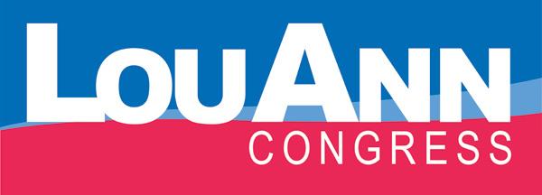 LouAnn Congress Logo